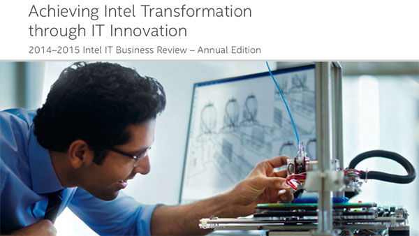 Intel IT Performance Report 2014-2015