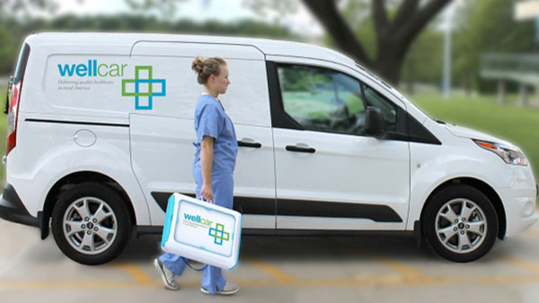 University of Kansas WellCar: Driving New Ways to Deliver Healthcare
