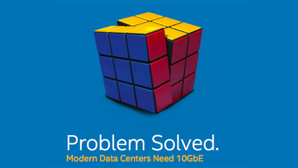 10 GbE Intel Ethernet – Providing Data Center Solutions