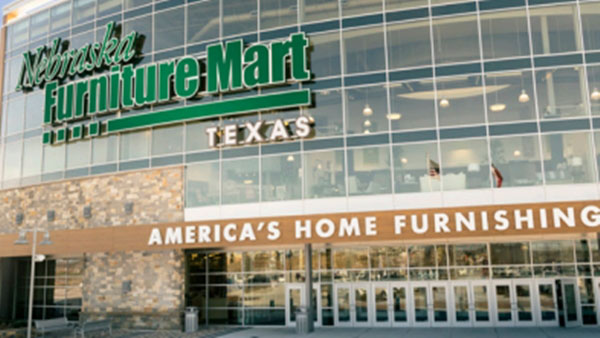 Nebraska Furniture Mart: Retail Tablets Enhance the Customer Experience