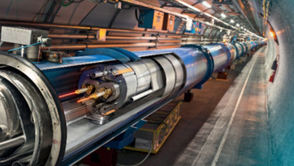 CERN: Exploring the Unknown