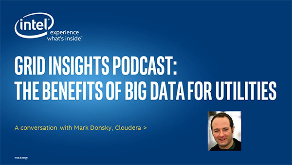 The Benefits of Big Data for Utilities