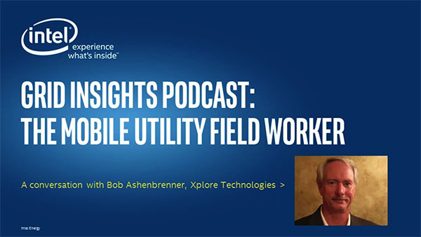 The Future of the Mobile Utility Field Worker