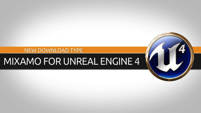 3D Animation Software: Mixamo to Unreal Engine 4