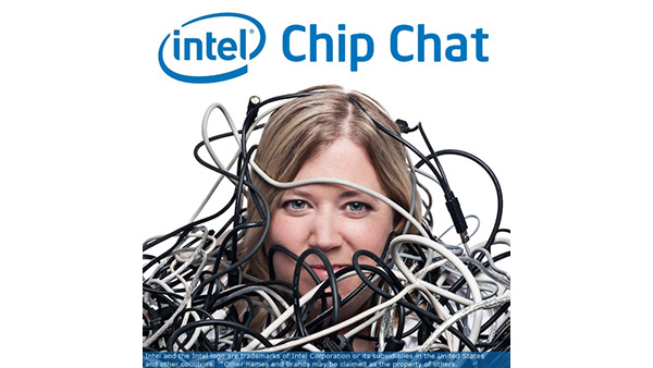 High-Bandwidth Networks Using Silicon Photonics – Intel Chip Chat – Episode 358