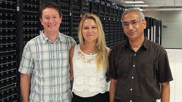 Supercomputers Aid in Drug Discovery