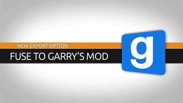 3D Animation Software Tutorial: Fuse to Garry's Mod Ragdoll